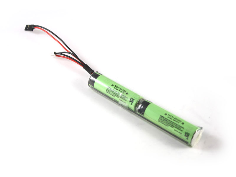 Battery RX Lithium 2000mAh 7.4v 18500 2 Cell