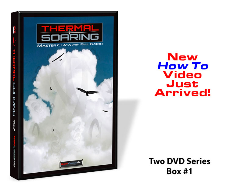 DVD - Thermal Soaring Master Class 1