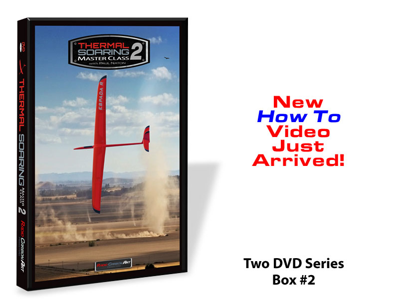 DVD - Thermal Soaring Master Class 2