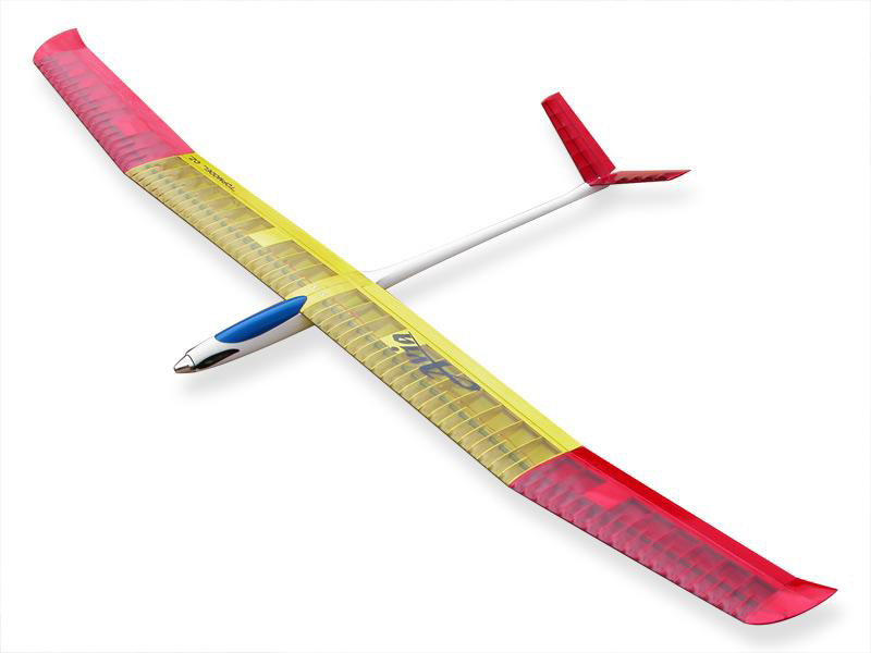 Avia 2.5m Electric Sport V-Tail Sailplane