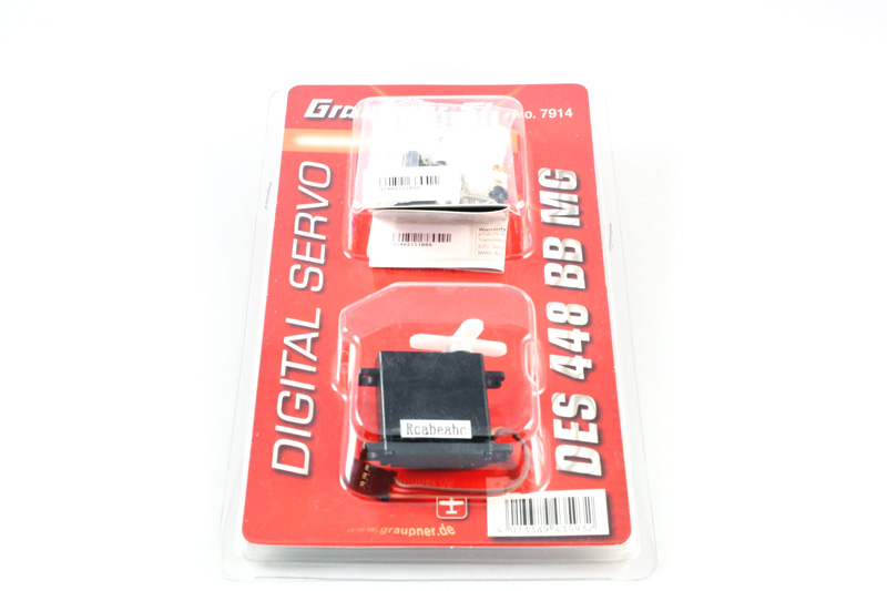 Graupner DES 448 BB MG Precision Digital Servo