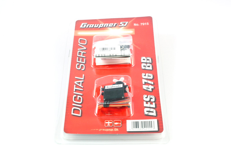 Graupner DES 476 BB Precision Digital Servo