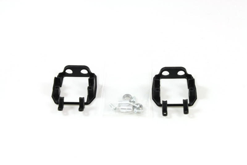 6100- Servo Frame for MKS DS6100 With Bearings, Nylon, pair