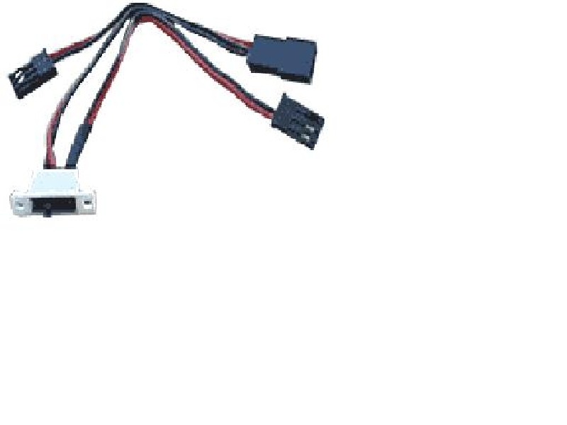 Micro Switch Harness - JR Connectors