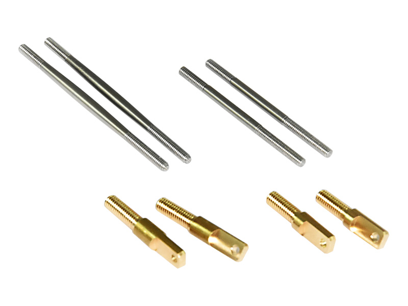 RCMB Brass Horns with Push Rods