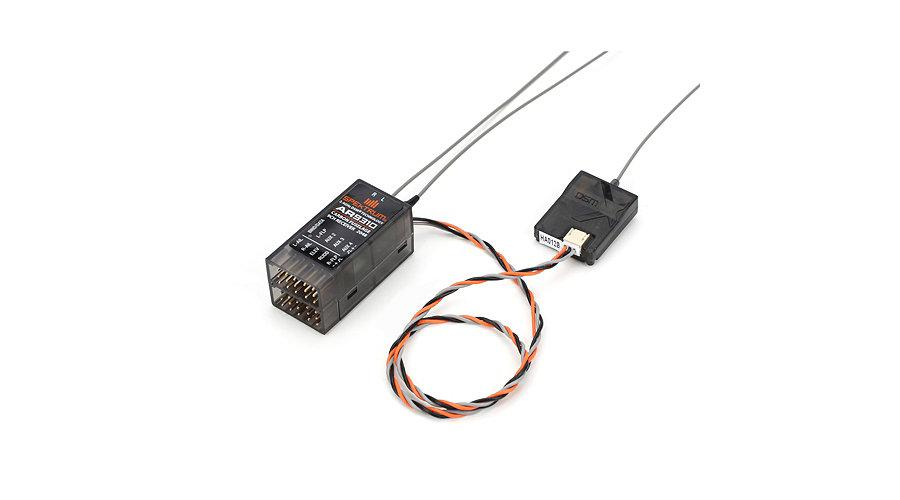 Spektrum AR9310 9ch Receiver Carbon Version