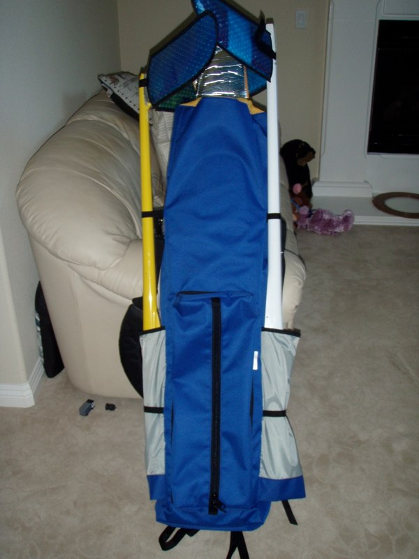 Plane Quiver Backpack III