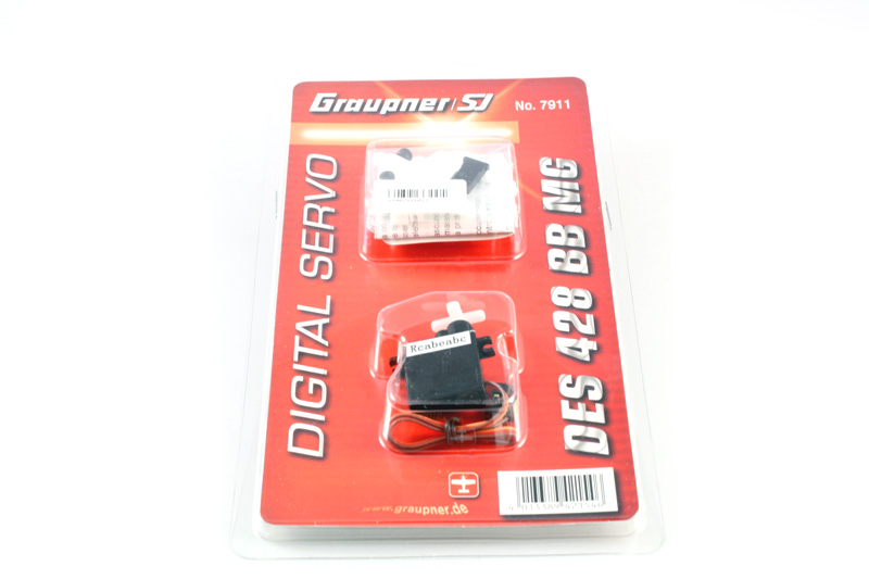 Graupner DES 428 BB MG Precision Digital Servo
