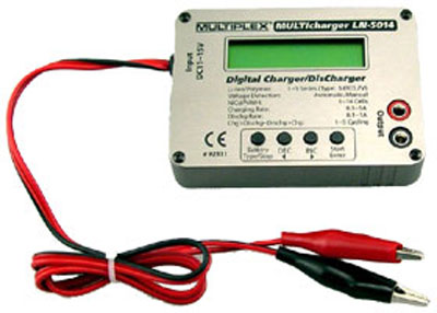 LN-5014 Lithium, Nicad, Nimh Charger
