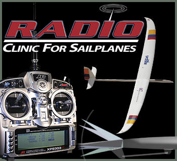 Radio Clinic For Sailplanes