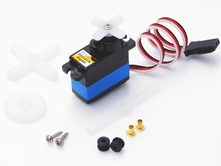 Hyperion DS11 SCB Carbon Gear Digital Servo