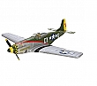 ParkZone P-51D Mustang BL Bind-N-Fly Electric Airplane