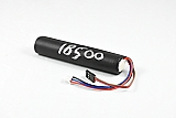 Battery RX 18500 Li-ion 2000mah 2s