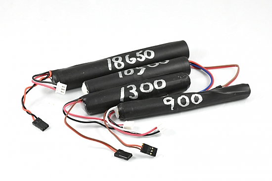 Battery RX 18650 Li-ion 3400mah 2s