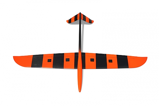 Mini Blade 1.5M DS- Carbon 1pc. w/Flaps