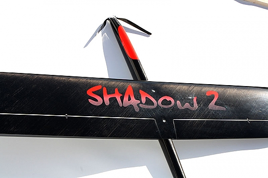 Shadow II F5J Xtail