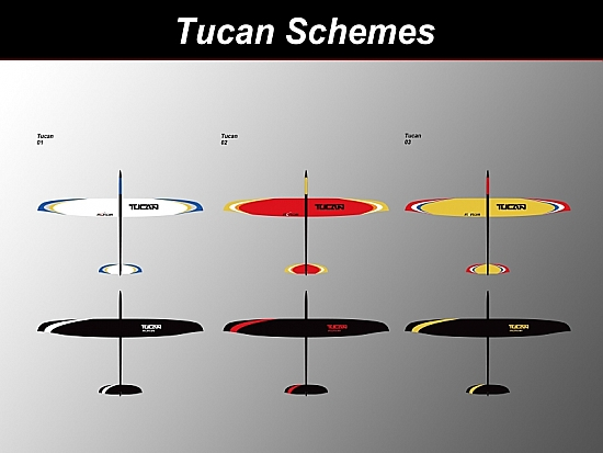 Tucan Glass