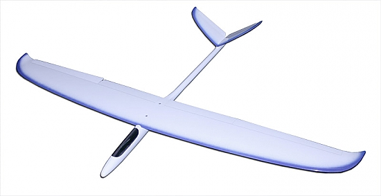 "Bird Double Carbon 60"" Sailplane"